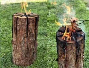 finská svíce